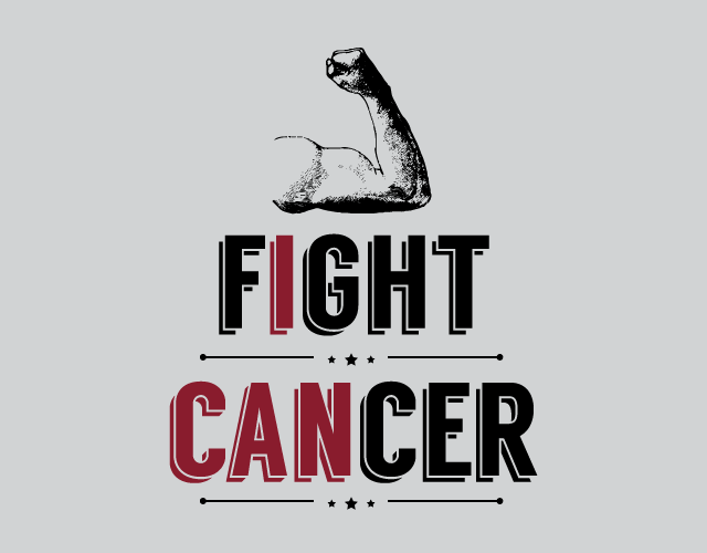 You Don't Have Cancer it Has You Now fight!