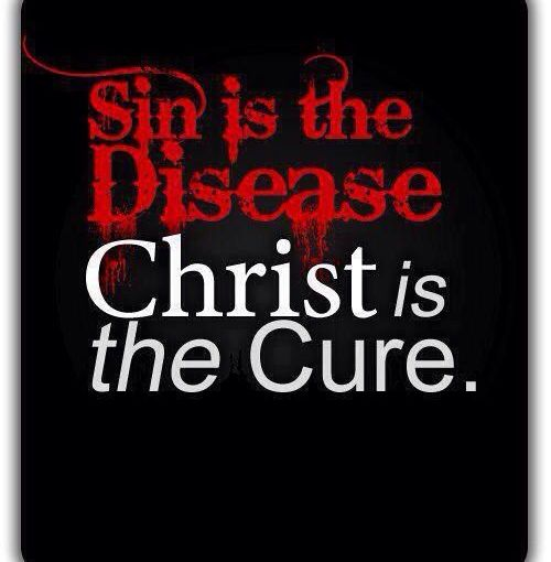 There is a cure for all disease!
