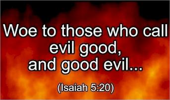 Evil is CalledGood