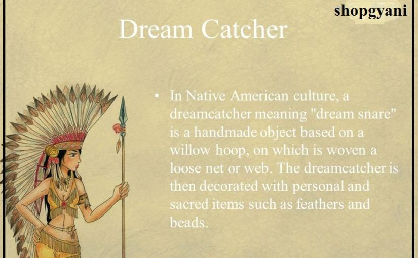 Dream Catchers Are Witchcraft