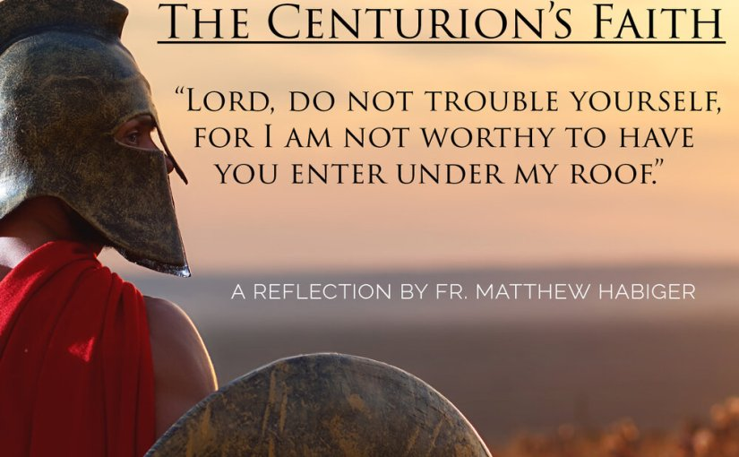 The Centurion Intercessor